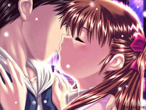 情侣拥抱动漫图片_动漫情侣找不到一个拥抱的理由QQ头像