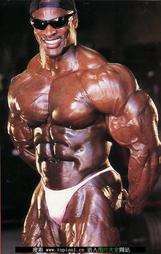 世界上最强壮的肌肉男