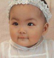 可爱的李湘女儿王诗龄照片