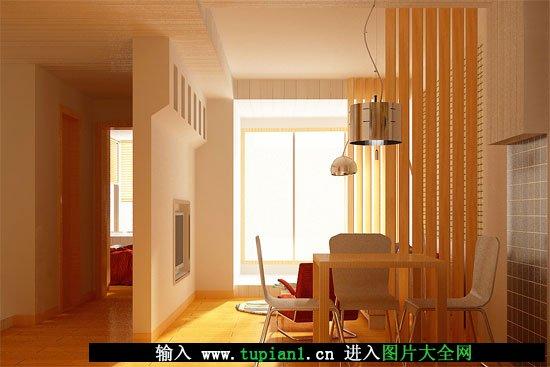 套房室内装修设计图片 2