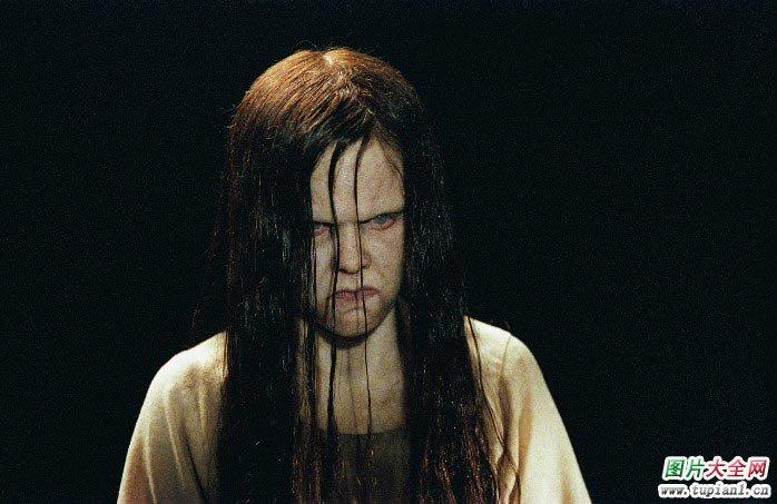 有什么好看的电影推荐_样子很凶的女鬼_恐怖图片_TuPian1