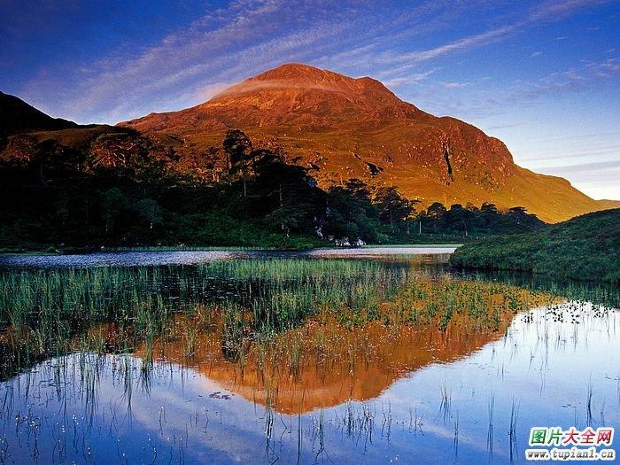 动态风景优美的地方_山水倒影风景_风景图片_TuPian1
