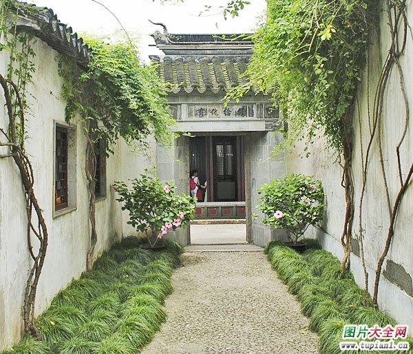动态风景优美的地方_苏州园林古民居风光_风景图片_TuPian1