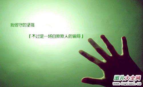 个性手掌1
