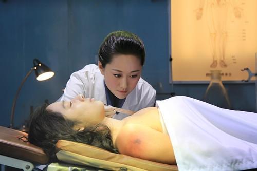 女生尸体解剖图片