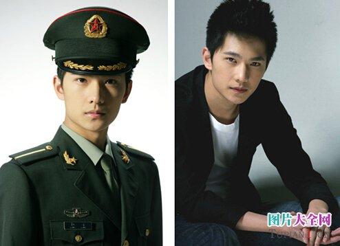 中国十大帅哥第七名:杨洋