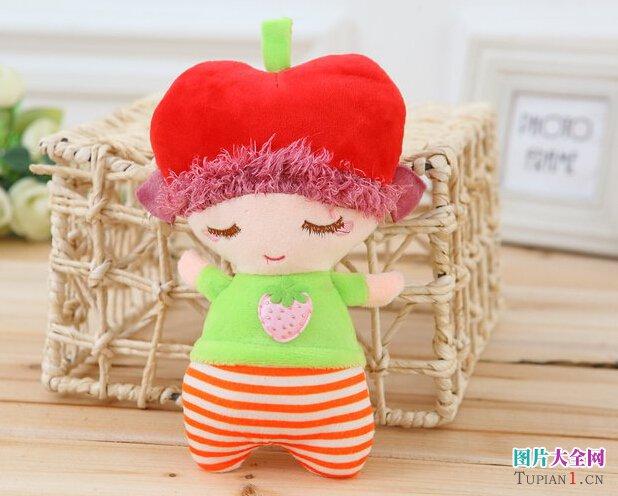 可爱毛绒娃娃图片5