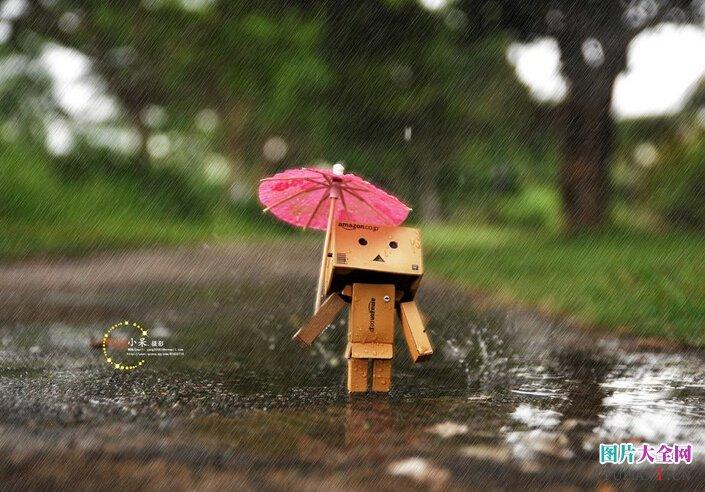 晴天娃娃图片_可爱的木头人图片_可爱图片_TuPian1