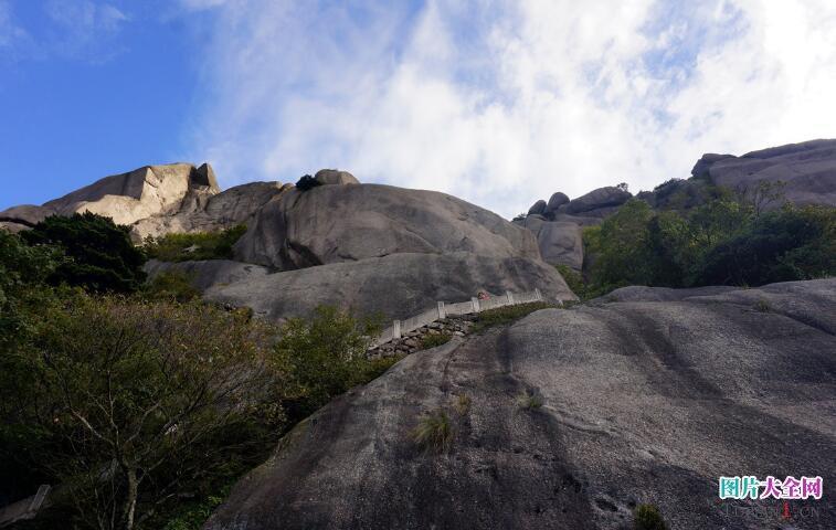 黄山奇石风景图片1