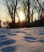 如何摄影雪景 拍雪景技巧
