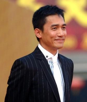 世界上最帅的人排名第四位:梁朝伟