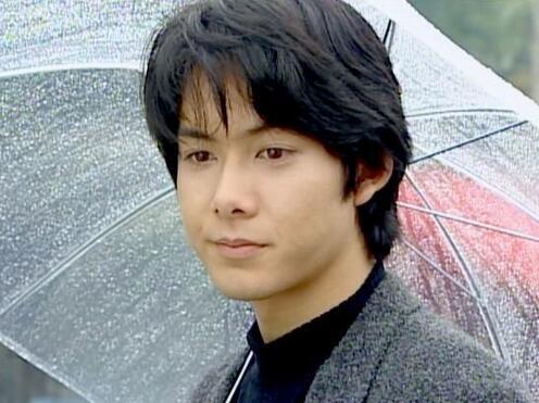 日本帅哥明星第三名:柏原崇