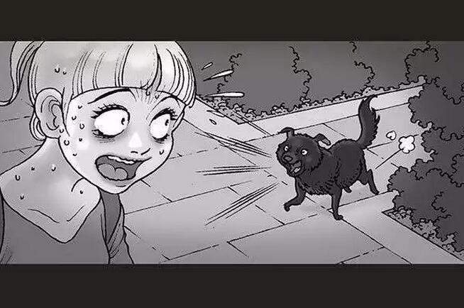 恐怖漫画之恶狗
